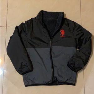 US Polo jacket kids
